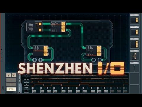 深圳IO 解法 #1 (SHENZHEN IO)