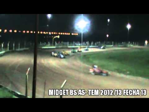 MIDGET BS AS- TEMP 2012/13 FECHA 13