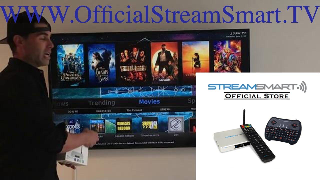 Stream Smart Demo