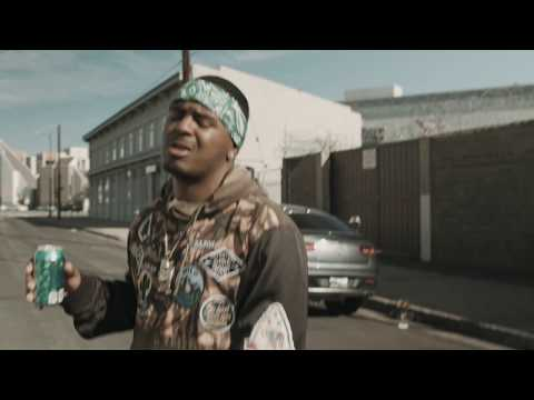 """Drakeo The Ruler - """"Roll Bounce"""" Prod. by Fizzle (Official Music Video)"""