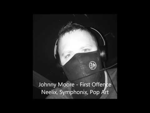 Johnny Moore - First Offence   Kings Head 26 11 16 Neelix, Symphhonix, Pop Art