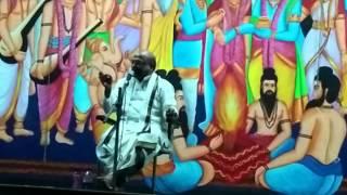Part3 Sri Krishna Leelalu. Sri Garikipati Narasimha Rao gari pravachanam May 2015