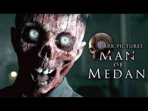 НОВЫЙ ИНТЕРАКТИВНЫЙ УЖАС ► Man of Medan #1