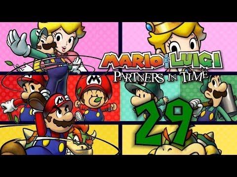 Mario & Luigi: Partners in Time [Let's Play] ☆29☆ - Böse Gedanken mit Shadowgoes16 von YouTube · Dauer:  23 Minuten 50 Sekunden