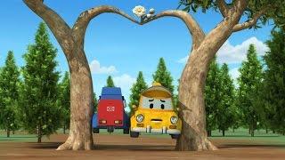 Робокар Поли - Приключение друзей - Сердитый Микки (мультфильм 44) Познавательный мультфильм