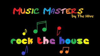 "Minecraft Music Masters -  ""Rock the house"""