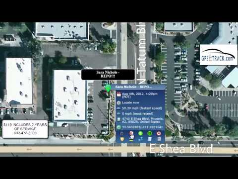 How GPS Tracking Devices Make Car Repo Easy By Using Real Time Car Tracking