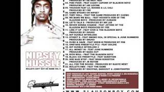 [2.91 MB] Nipsey Hussle-We Bang We Ball