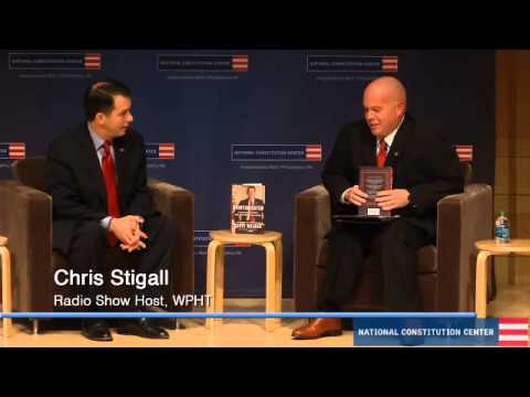 Governor Scott Walker at the National Constitution Center