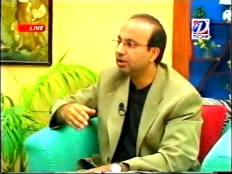 Dr Azim on TV 1 (P5)