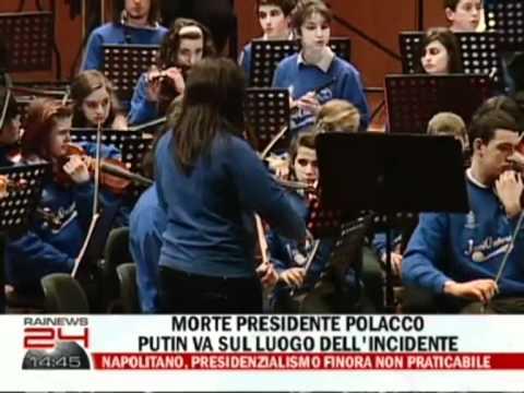 """Speciale RAINEWS24 su """"I musicanti di Brema"""" di Alessandro Annunziata"""