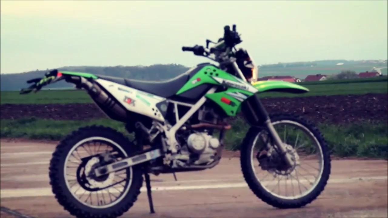kawasaki klx 125 bikeporn youtube. Black Bedroom Furniture Sets. Home Design Ideas