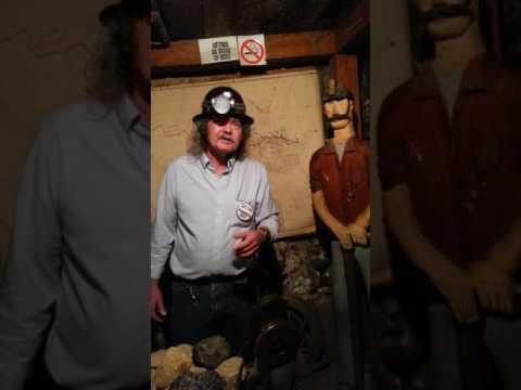 Comstock Mine Tour