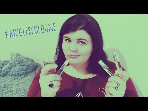 Mugler Cologne - обзор пяти ароматов