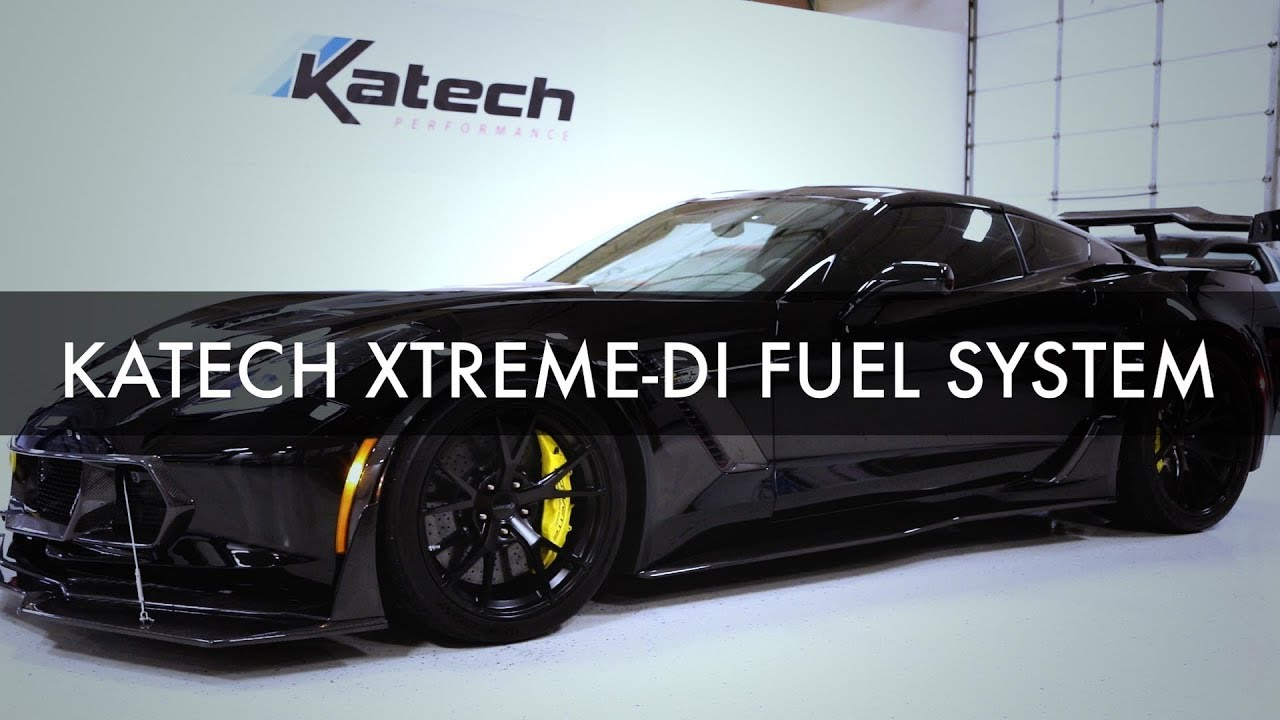 Katech Xtreme-DI Fuel System Capable of Producing 2,000+