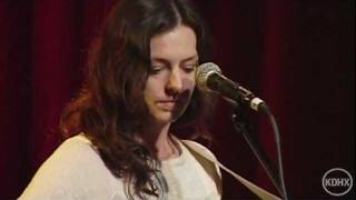"Cassie Morgan and the Lonely Pine ""4th Time Around"" KDHX Bob Dylan Tribute 5/27/11"