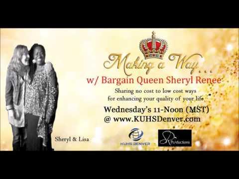 GOOD OL' USA - Making a Way w/ Bargain Queen   Full show