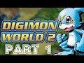 Digimon World 2  Playthrough Part 1 Playstation 1