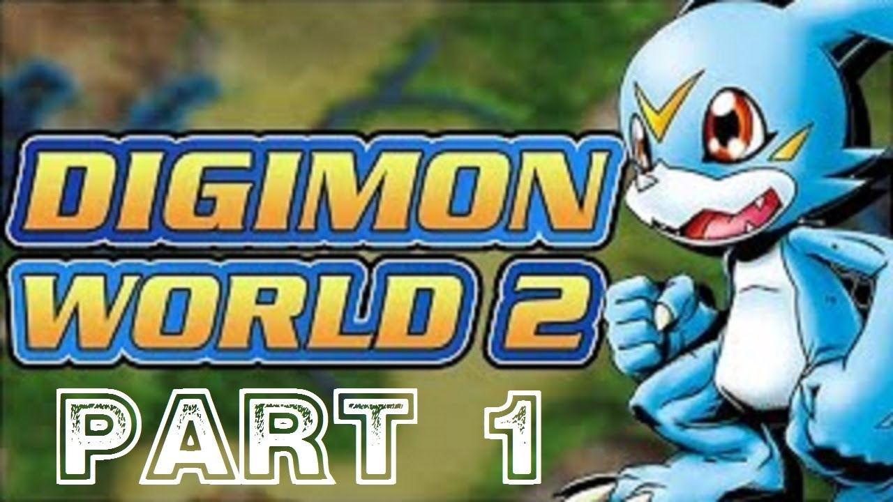 Digimon World 2 [HD] Playthrough part 1 (Playstation 1)