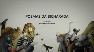 João Manuel Ribeiro I JMR I Poemas da Bicharada 2017