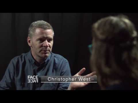 """Christopher West on """"Face to Face with Annie Schlueter"""", Ave Maria Univ March 2017"""