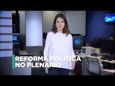Agenda da Semana: Reforma Política é o destaque da semana - 21/08/2017