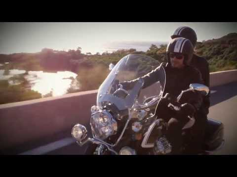 Moto Guzzi California Touring - Official Video