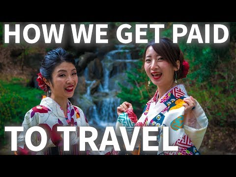 How I Get Paid to Travel The World With Japanese Musicians