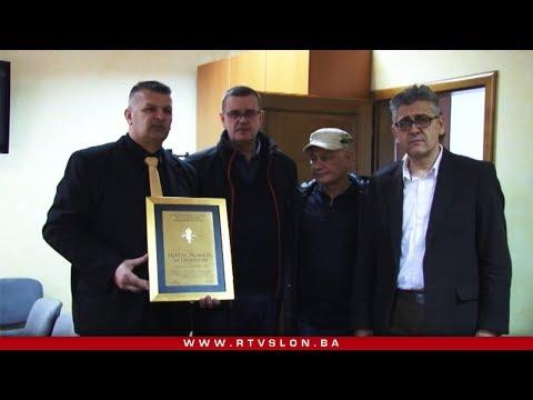Ljekarskoj komori TK dodijeljena zlatna plaketa - 14.03.2018.