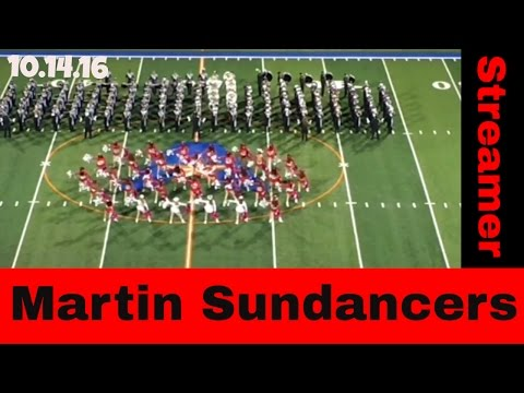 James Martin Sundancers- Streamer Routine 2016