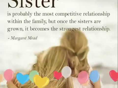 sister love status pic