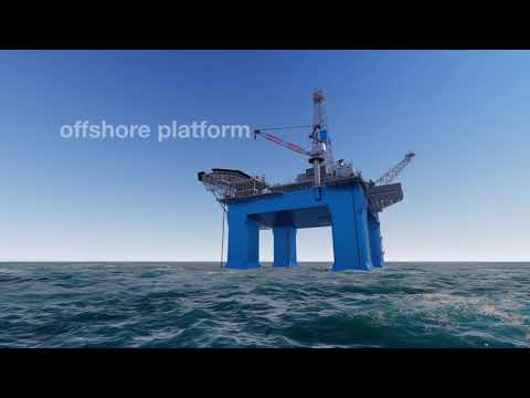 BROSA - Applications: Offshore and Maritime