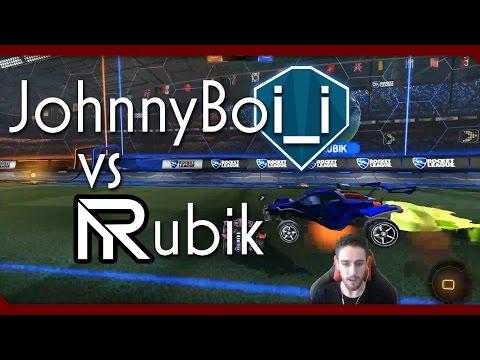 JohnnyBoi vs Rubik