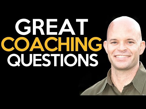 Great Questions To Use When Coaching Someone   Coach Sean Smith