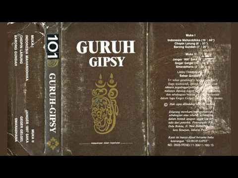 Guruh Gipsy - Chopin Larung (1977 Indonesian Progrock Ballad)