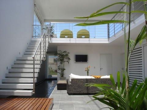diseños de casas pequeñas bonitas y economicas - YouTube on Interiores De Casas Modernas  id=62355