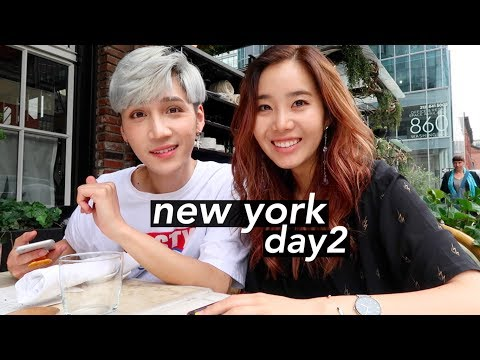 Exploring New York City: Meatpacking District, Chelsea Market, & More!