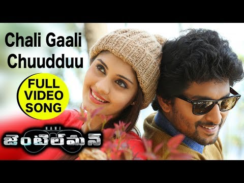 Chali Gaali Chuudduu Full Video Song    Gentleman Full Video Songs    Nani, Nivetha Thomas, Surabhi