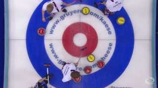 CURLING: SCO-NOR Euro Chps 2013 - Men Draw 9 HIGHLIGHTS