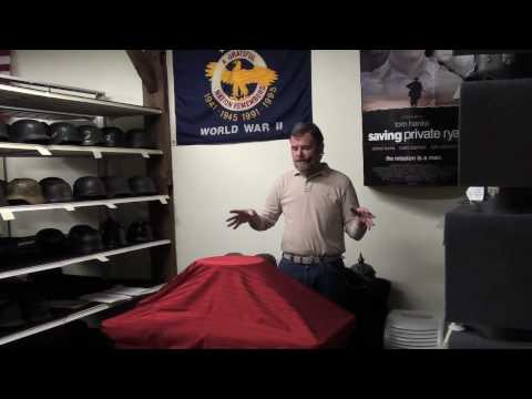 Bill Shea - The Need for the Stahlhelm - Part 1 of 8