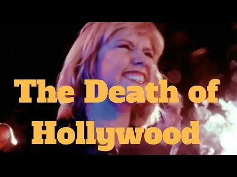 The Death of Hollywood in Three Acts or Less