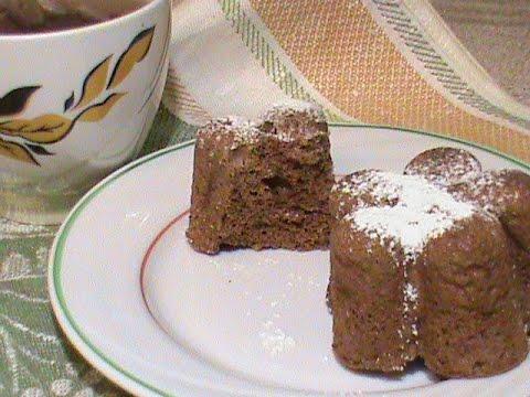 Бисквитное пирожное своими руками 85
