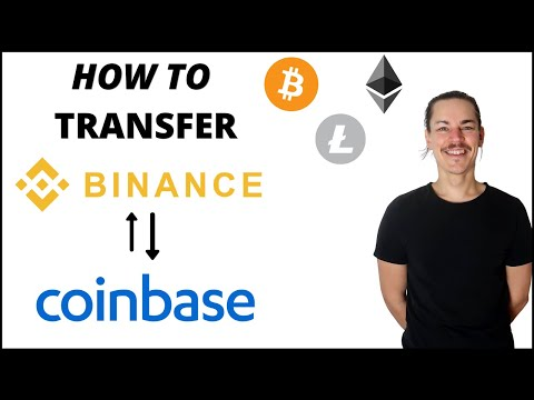 How To Transfer Bitcoin And Crypto From Coinbase To Binance And Vice Versa In 2021 (TUTORIAL)