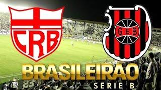 CRB x Brasil de Pelotas - 29/07/2016 | Série B do Campeonato Brasileiro 2016 - 18° Rodada [PES 2016]