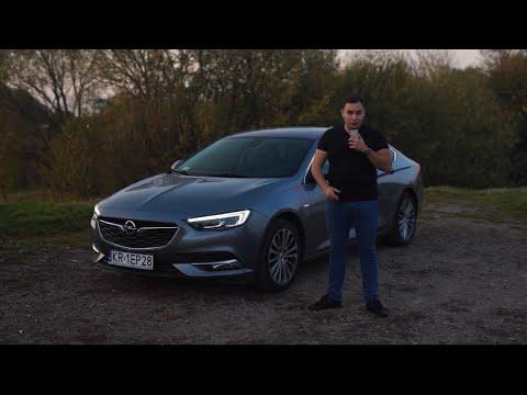 Детальный обзор Opel Insignia B