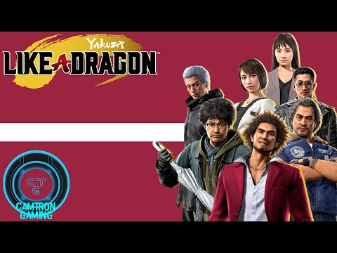 Like A Dragon (Yakuza 7 GMV) |