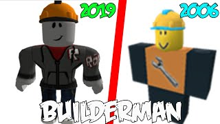 ROBLOX'S PROFILE WITH MORE FOLLOWERS IN ROBLOX BUILDERMANNNN
