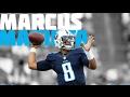 "Marcus Mariota   ""to fast""   Titans highlights"