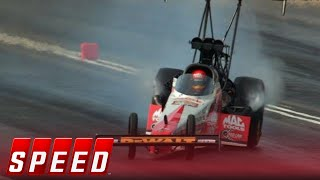Doug Kalitta vs Anton Brown - Kansas Top Fuel Final - 2016 NHRA Drag Racing Series