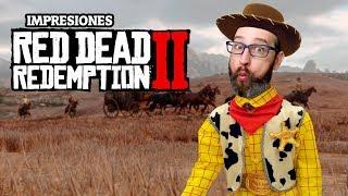 Impresiones Red Dead Redemption 2 - LIBRES DE SPOILERS